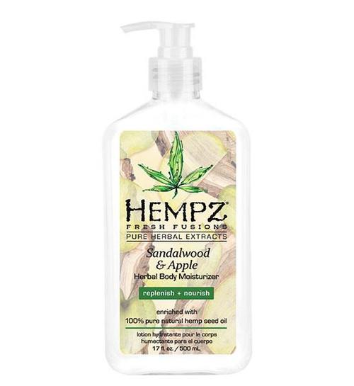 Hempz Sandalwood and Apple Herbal Body Moisturizer