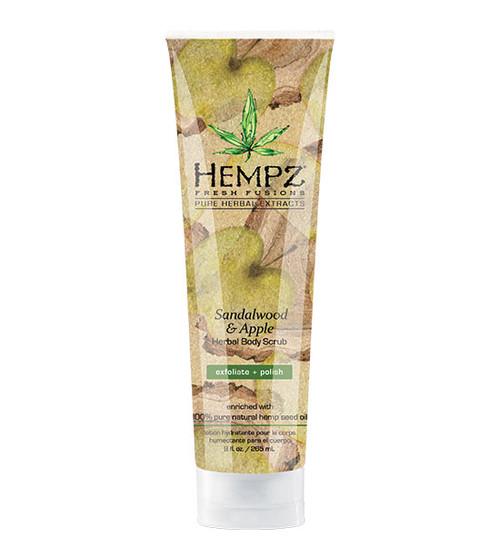 Hempz Sandalwood and Apple Herbal Body Scrub