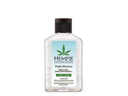 Hempz Triple Moisture Moisturizing Herbal Hand Sanitizer