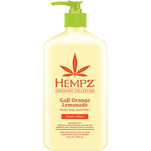 Hempz Goji Orange Lemonade Herbal Body Moisturizer