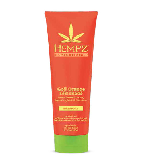 Hempz Goji Orange Lemonade Herbal Body Wash