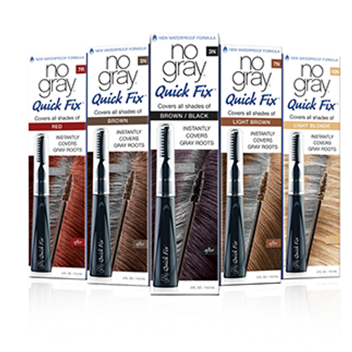 Developlus No Gray Quick Fix Temporary Root Touch Up