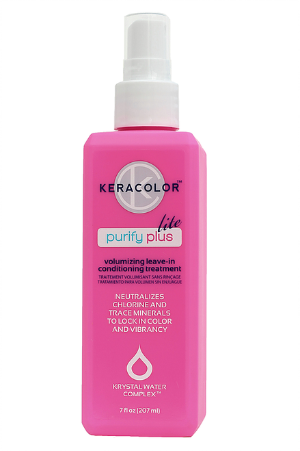 Keracolor Purify Plus Lite Volumizing Leave In Conditioning Treatment
