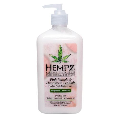 Hempz Pink Pomelo & Himalayan Sea Salt Moisturizer 17 oz