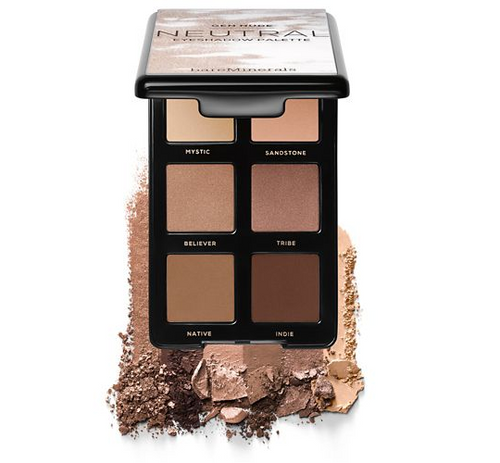 bareMinerals GEN NUDE Eyeshadow Palette - Neutral