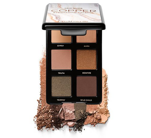 bareMinerals GEN NUDE Eyeshadow Palette - Copper