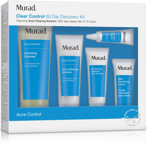 Murad Acne Clear Control 60 Day Discovery Kit