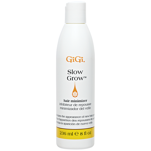GiGi Slow Grow Hair Minimizer with Argan Oil