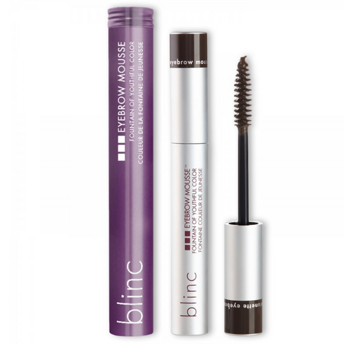 blinc Waterproof Eyebrow Mousse in dark brunette