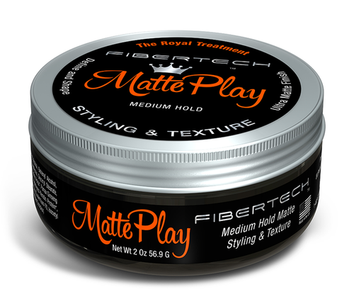 Fiber Tech Matte Play Medium Hold Styler