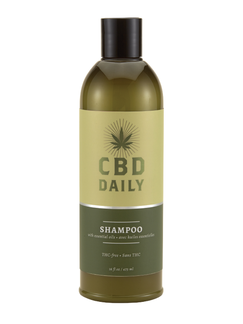 CBD Daily CBD Oil Shampoo