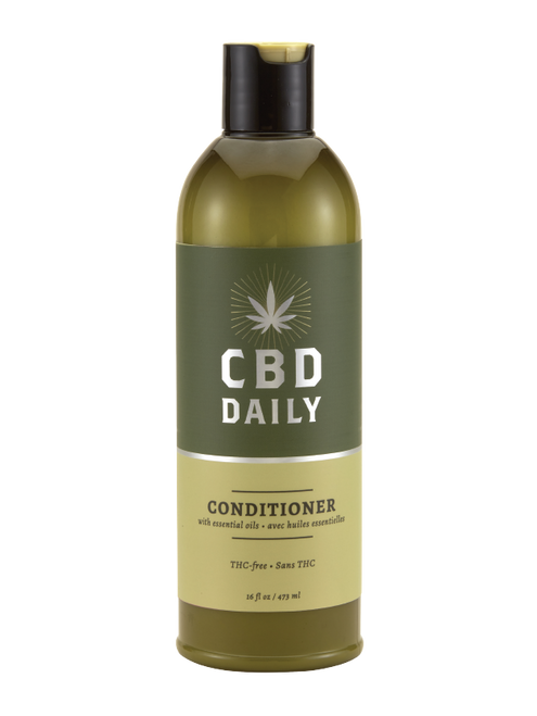 Earthly Body CBD Daily CBD Oil Conditioner