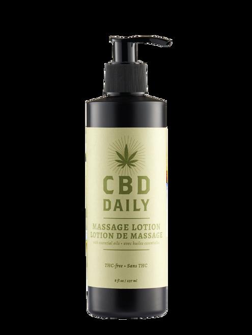 Earthy Body CBD Daily Massage Lotion