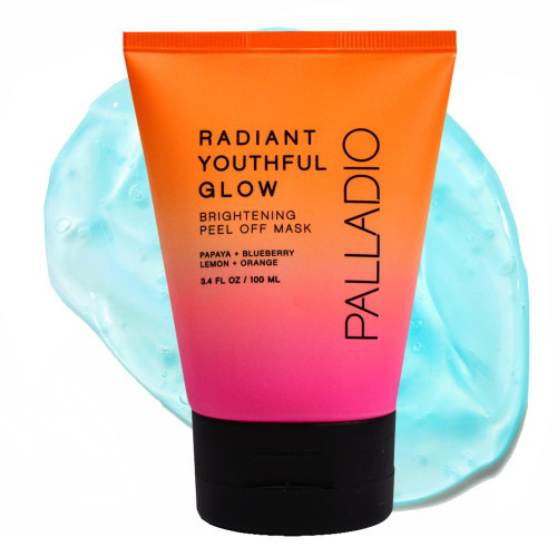 Palladio Radiant Youthful Glow Brightening Peel off Mask