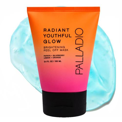 Palladio Radiant Youthful Glow Brightening Peel off Mask