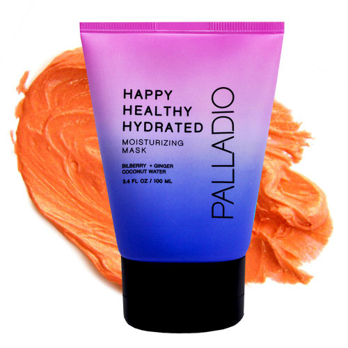 Palladio Happy Healthy Hydrated Moisturizing Mask