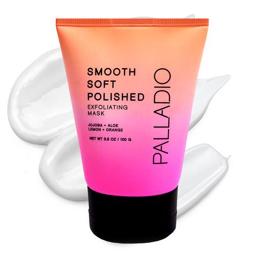 Palladio Smooth Soft Polished Exfoliating Mask