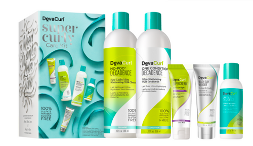 DevaCurl Super Curly Curl Care Kit