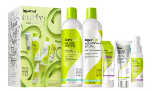DevaCurl Curly Care Kit
