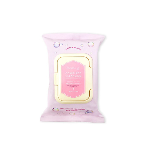 The Crème Shop Micellar Makeup Removing Wipes