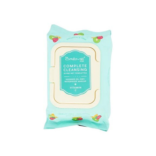 The Crème Shop Vitamin C Makeup Removing Wipes