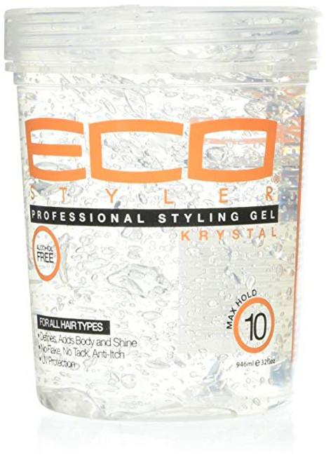 Eco Style Krystal Styling Gel