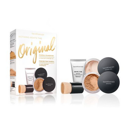 bareMinerals Nothing Beats The Original - Get Started Mineral Foundation Kit