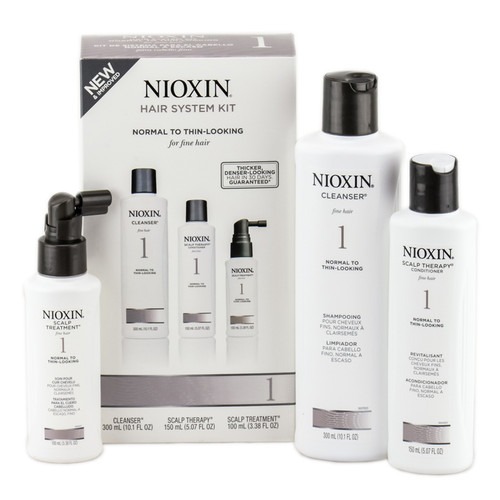 Nioxin System 1 Starter Kit