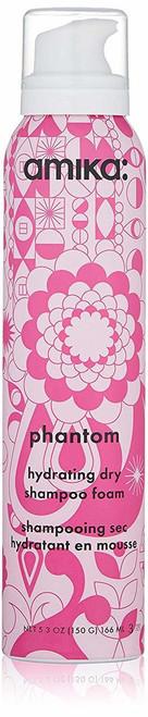 Amika Phantom Hydrating Dry Shampoo Foam