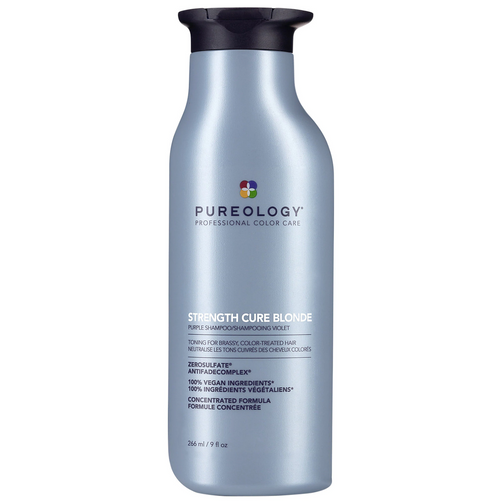 Pureology Strength Cure Blonde Violet Toning Shampoo