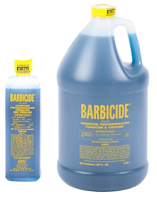 Barbacide Liquid Disinfectants
