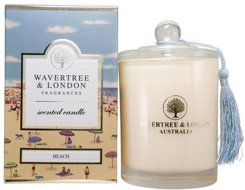 Wavertree & London Soy candle - Beach