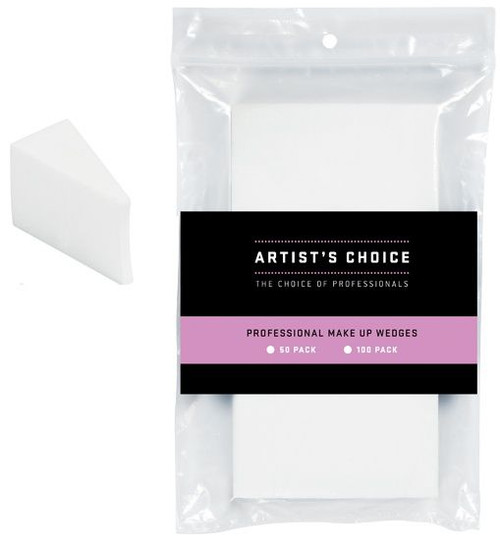Betty Dain Artist's Choice Professional Make up Wedges 50 ct