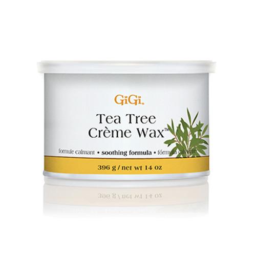 GiGi Tea Tree Crème Wax