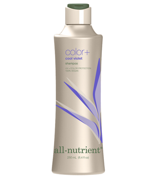 All-Nutrient Cool Violet Color+ Shampoo