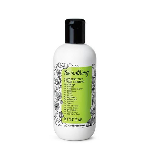 No Nothing Fragrance Free Repair Shampoo