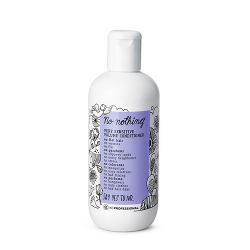 No Nothing Fragrance Free Volume Conditioner