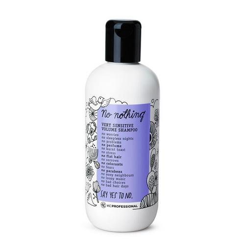 No Nothing Fragrance Free Volume Shampoo