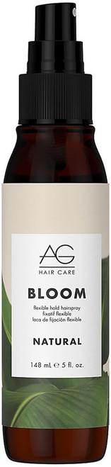 AG Natural Bloom Flexible Hold Hairspray