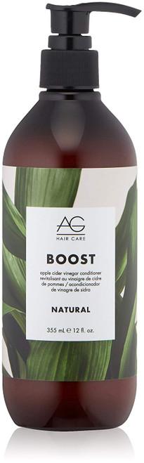 AG Natural Boost Apple Cider Vinegar Conditioner