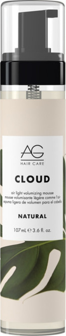 AG Natural Cloud Air Light Volumizing Mousse