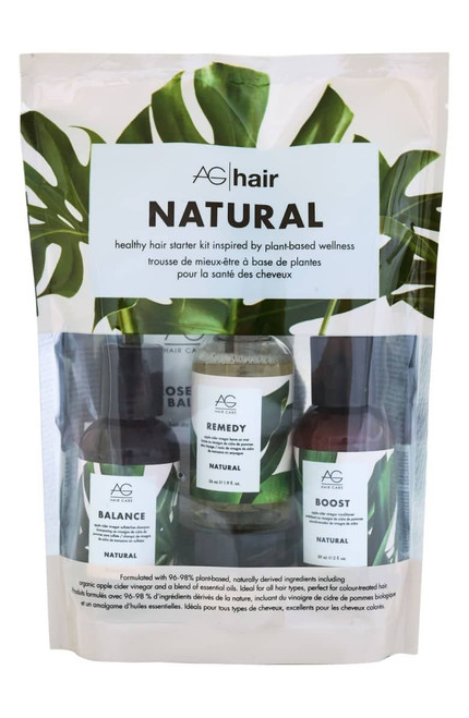 AG Natural Healthy Hair Care Starter Kit