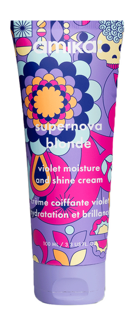 Amika Supernova Blonde Moisture & Shine Cream