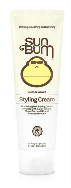 Sun Bum Curls & Waves Styling Cream