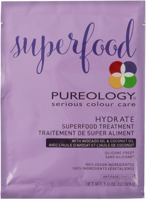 Pureology Hydrate Superfood Treatment Mask Pack