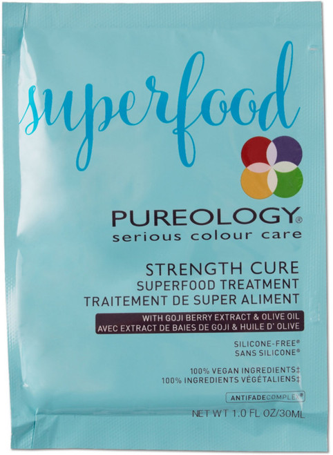 Pureology Strength Cure Superfood Treatment Mask Pack