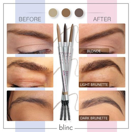 blinc Eyebrow Pencil chart