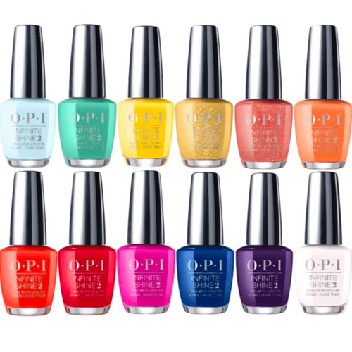 OPI Infinite Shine 2 Nail Lacquer Mexico City Collection