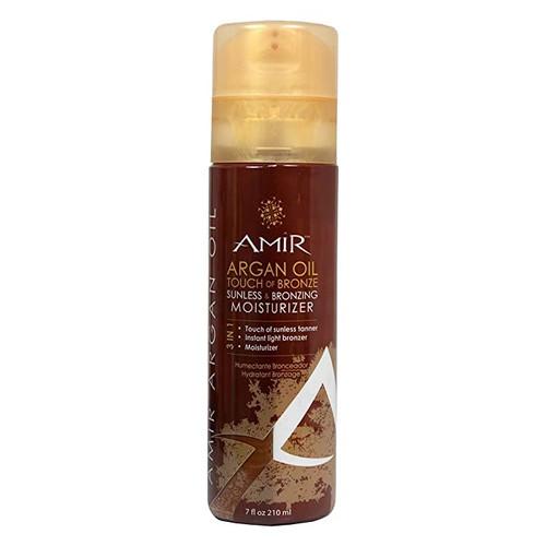Amir Touch of Bronze Sunless Tanning Bronzing Moisturizer