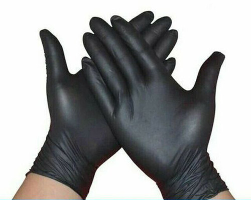 Black Powder Free Gloves - Pair